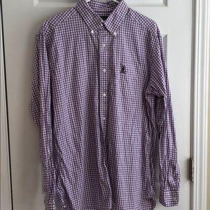 Psycho Bunny Dress Shirt